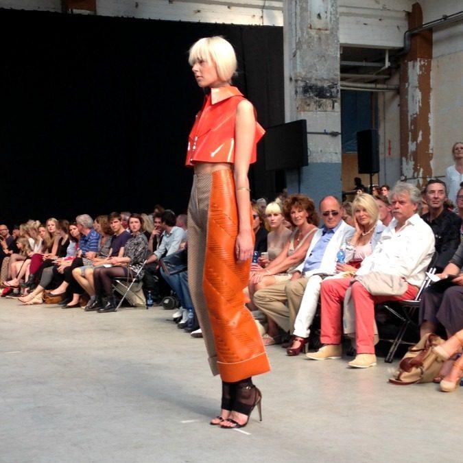 Graduation Fashion Show Arnhem