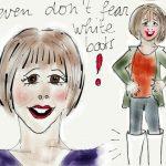 Fun drawing by Anja