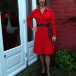Red La Dress dress