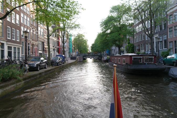 Boating in Amsterdam 15