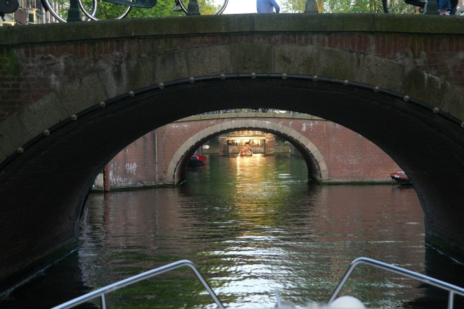 Boating in Amsterdam 15a