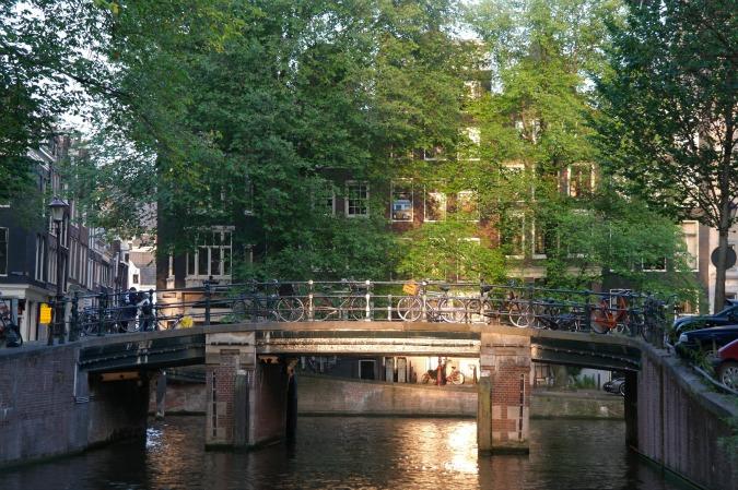 Boating in Amsterdam 16