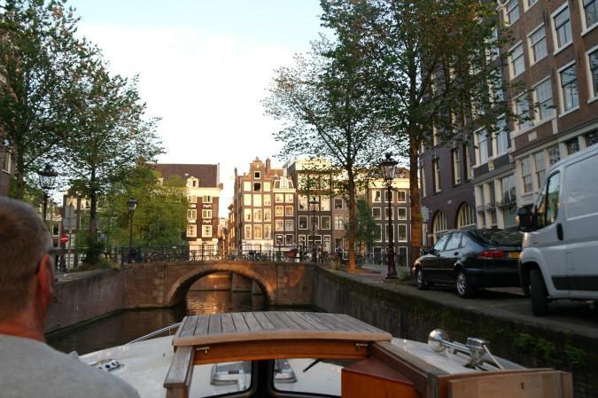 Boating in Amsterdam 17