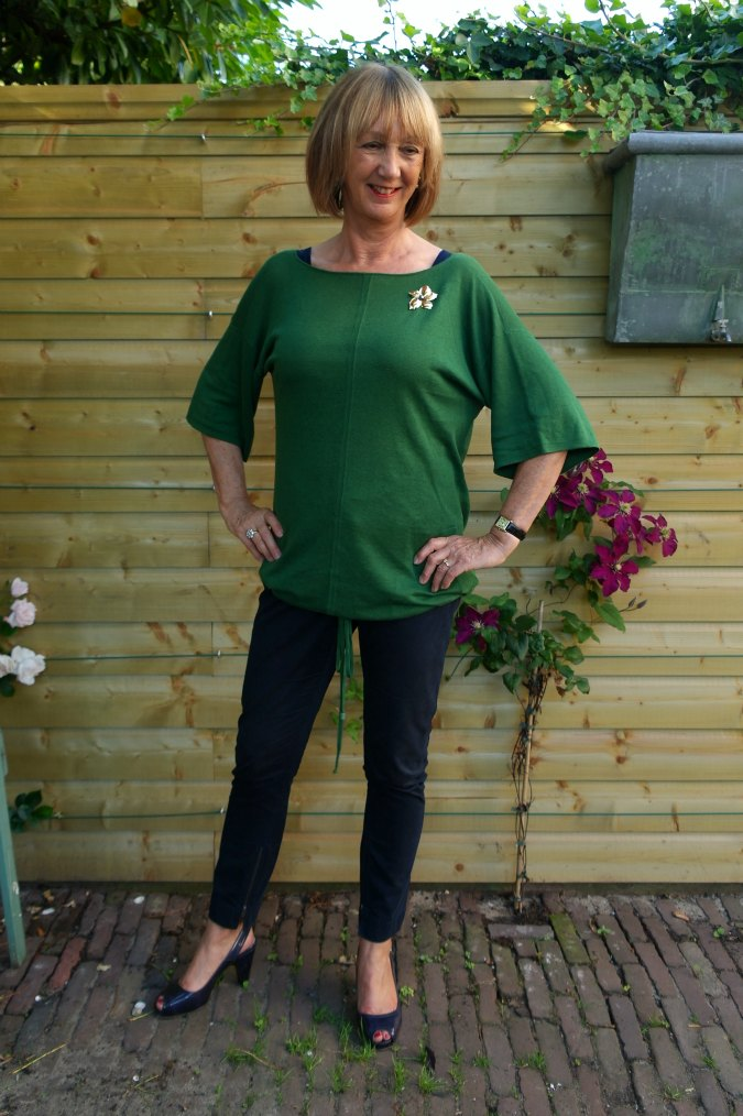 Green Max Mara sweater 1