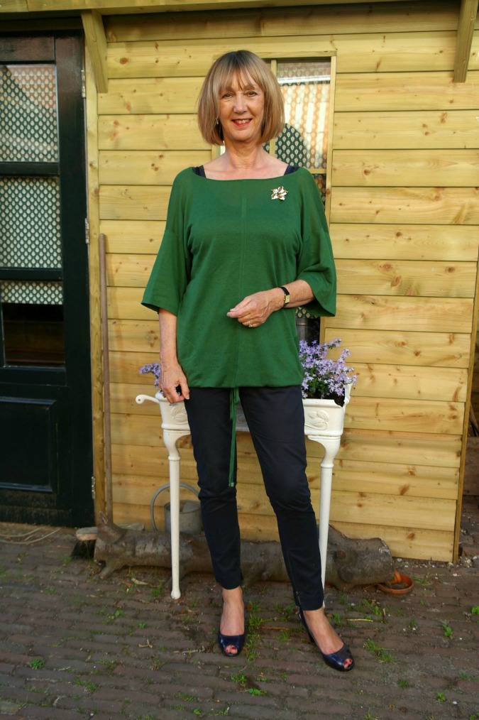 Green Max Mara sweater 3