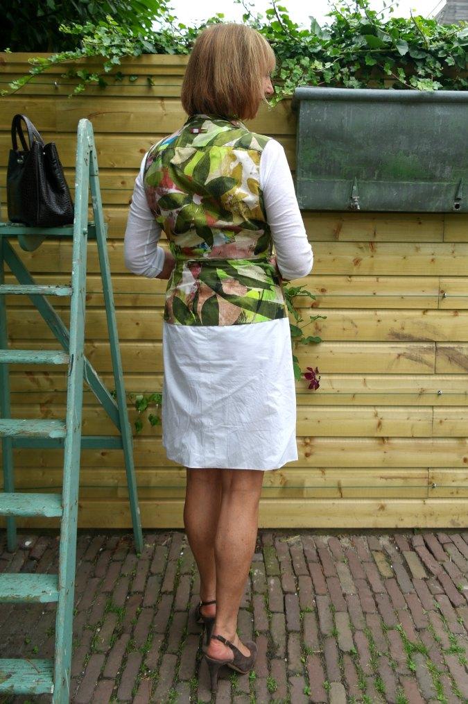 Leaf vest Pauw 3
