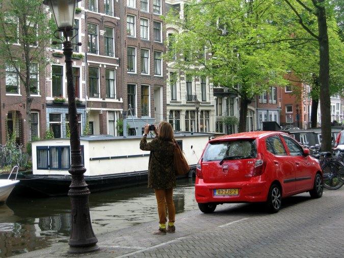 Amsterdam pre 1