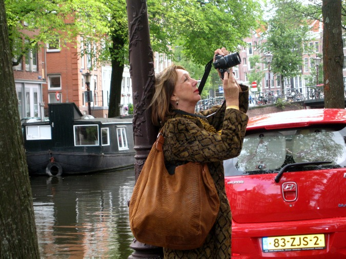 How about a long (fashion) weekend and shopping in Amsterdam?