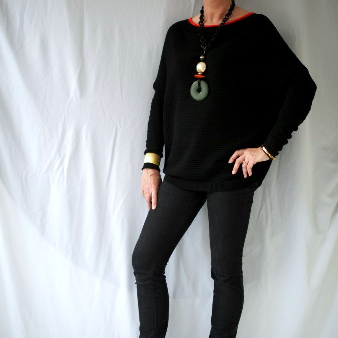 Teal booties, skinnies and the Angela Caputi necklace