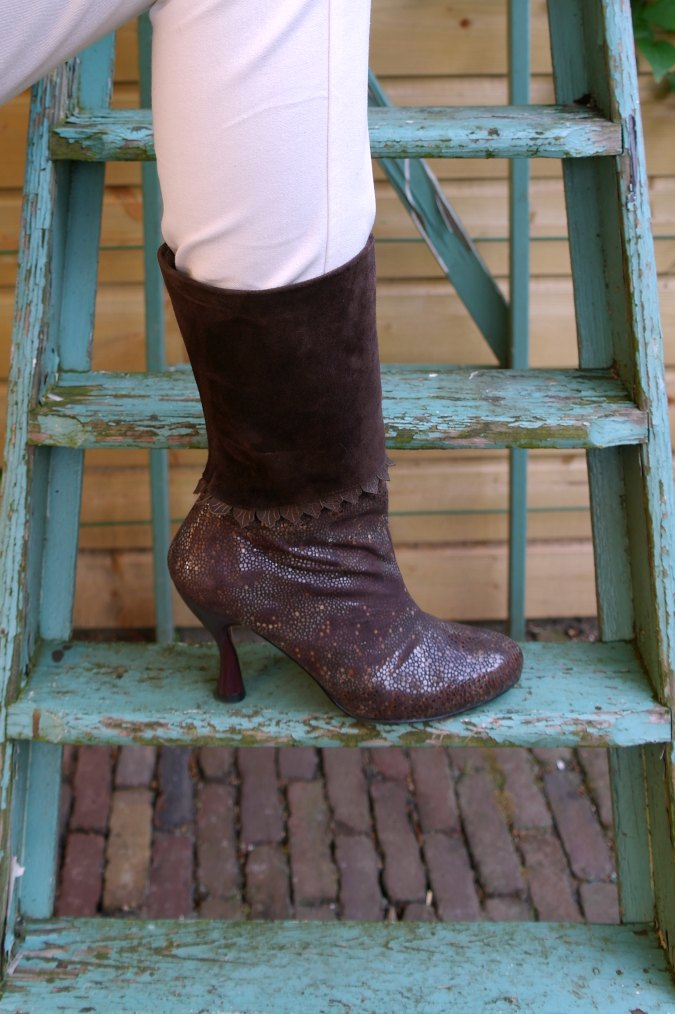 Brown boots Jan Jansen 3