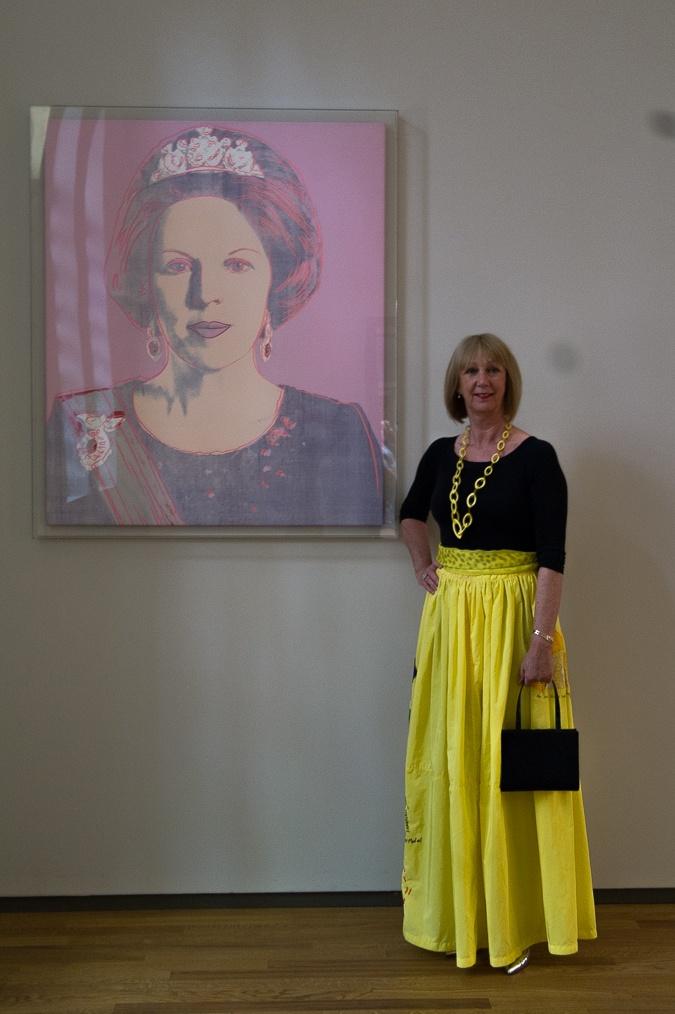 Yellow skirt (5)