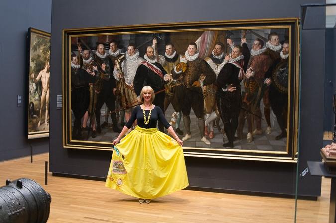 Yellow skirt (6)