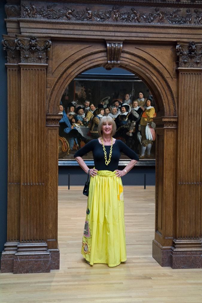 Yellow skirt (7)