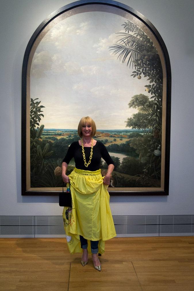Yellow skirt (8)