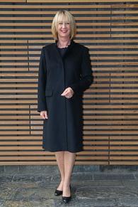 Black coat Max Mara (1 van 1)