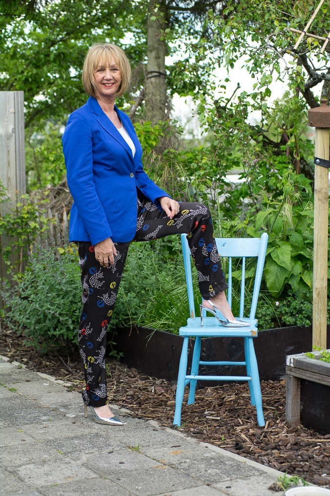 Blue jacket and Spijkers trousers (14)