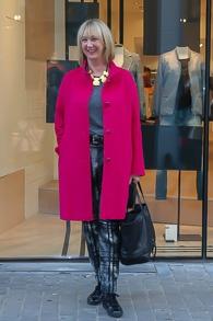 Pink Max Mara coat (1 van 1)