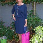 Blue dress by Filippa K