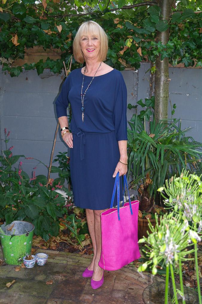 Filippa K blue dress (1 van 6)