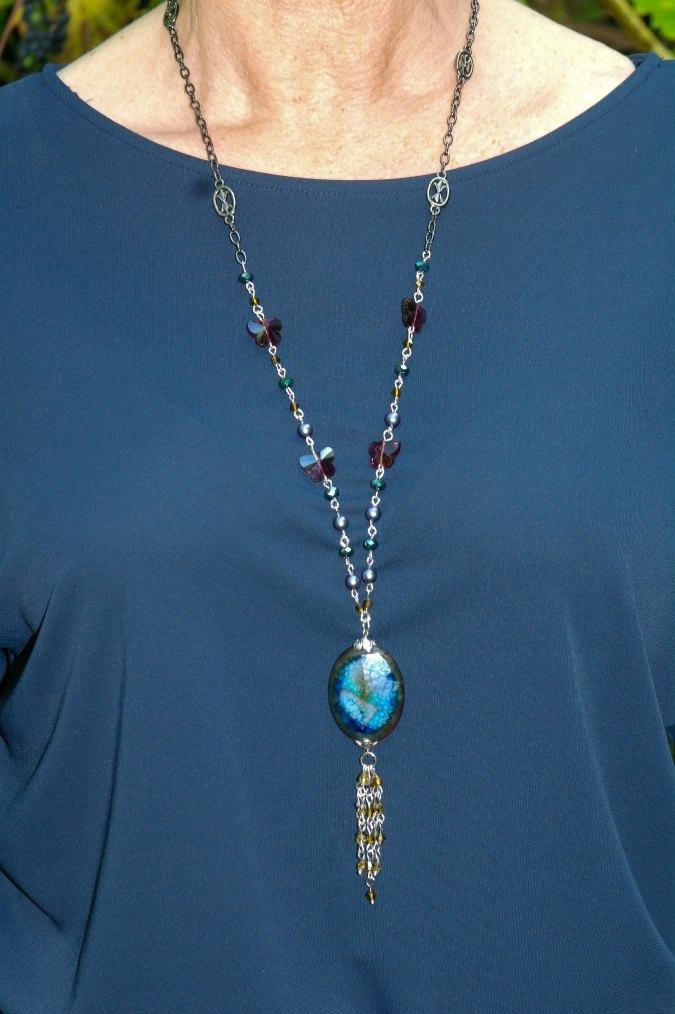 Filippa K blue dress 10