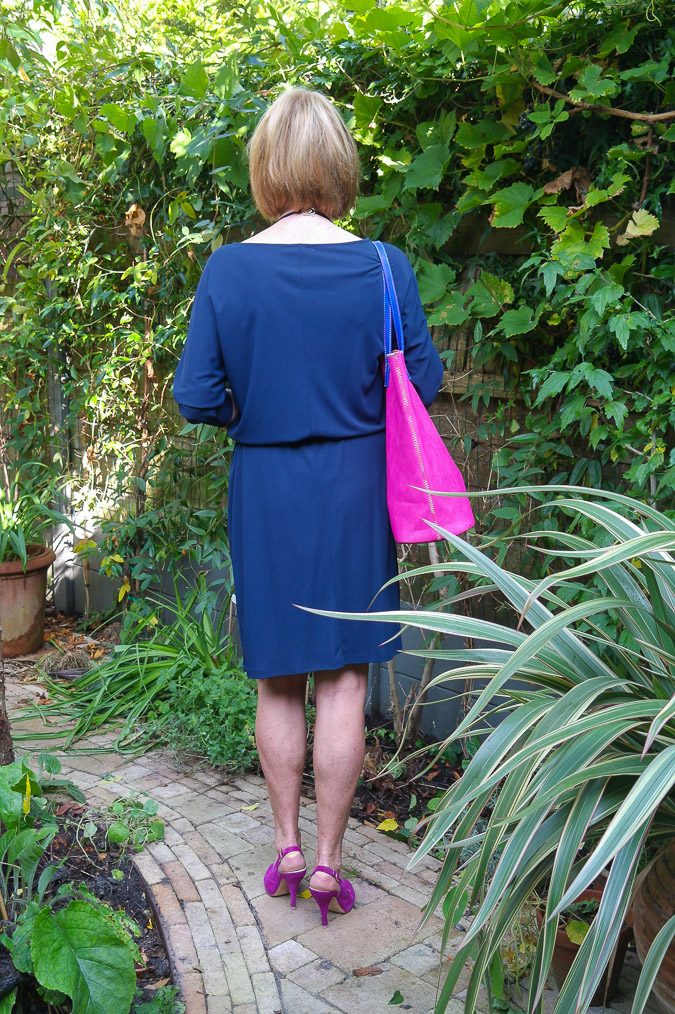 Filippa K blue dress (3 van 6)