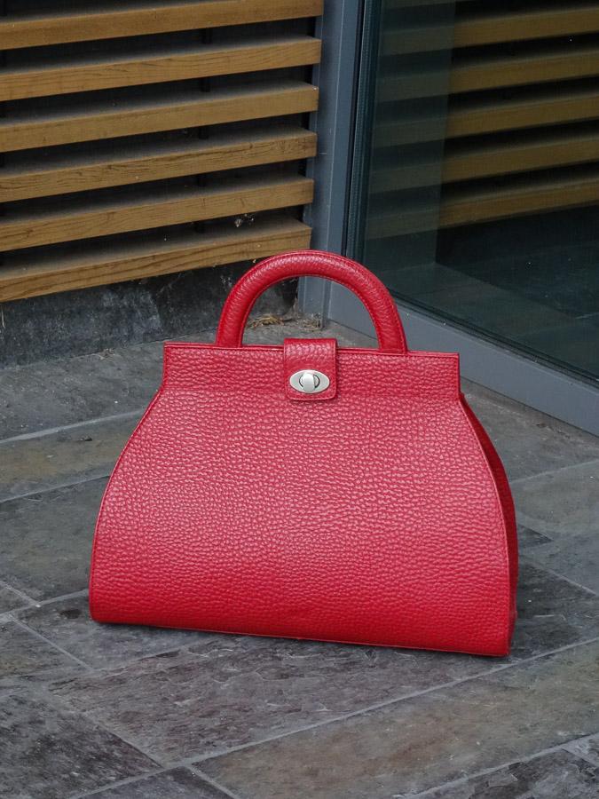 Red VOI bag