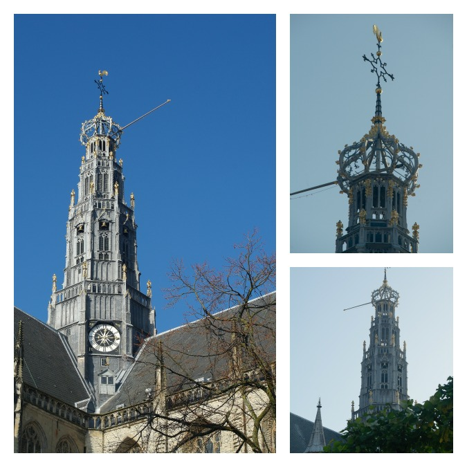 Haarlem church