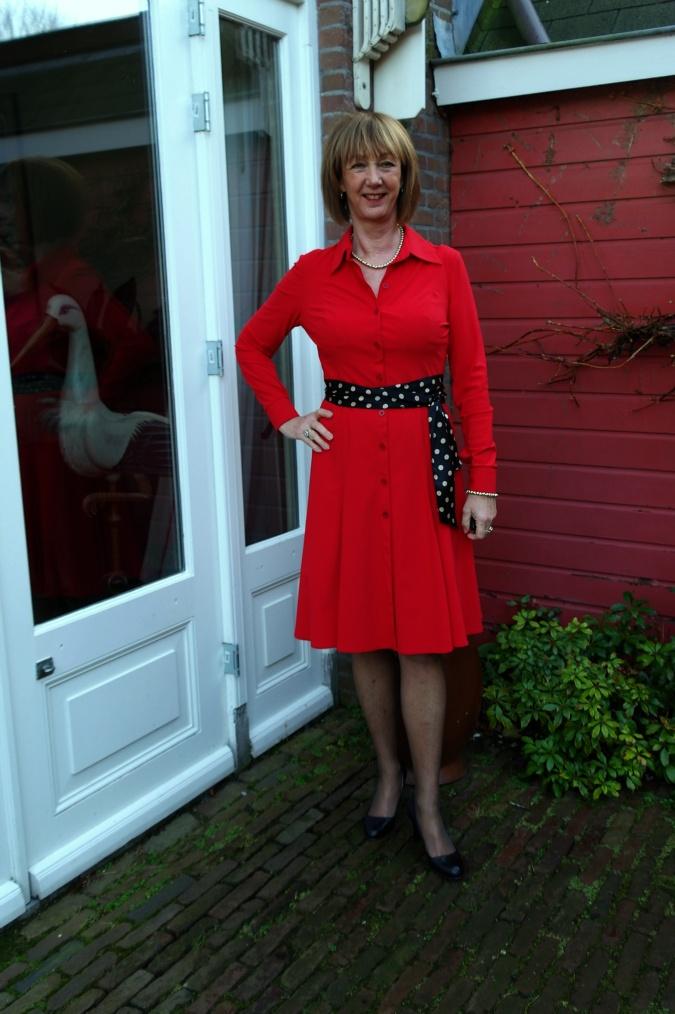 Red La Dress dress 1