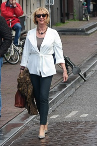 Irie wash jacket, Marlene Birger trousers, Panara shoes (1 van 1)