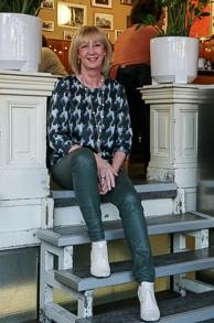 Max Mara sweater and coated jeans (1 van 1)