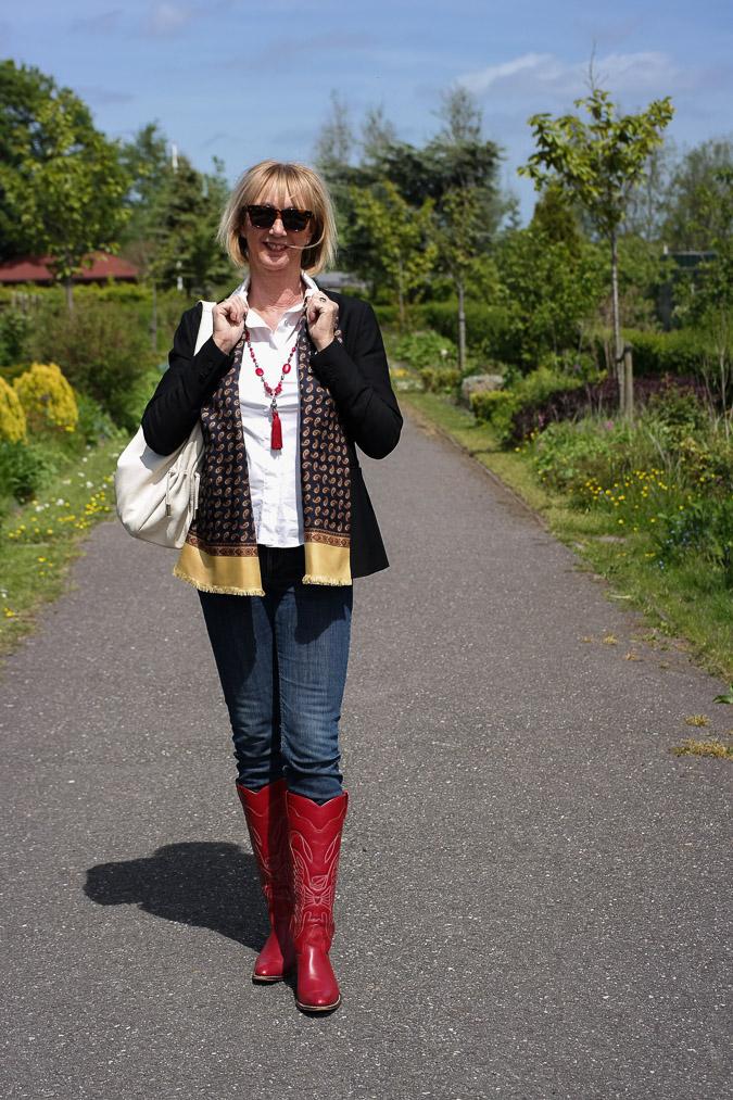 Red cowboy boots (1 van 1)-2