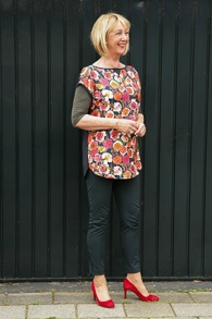 Rose tunic Marc Cain (1 van 1)