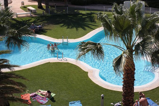Holiday in Spain with my 4 girlfriends (3 van 4)