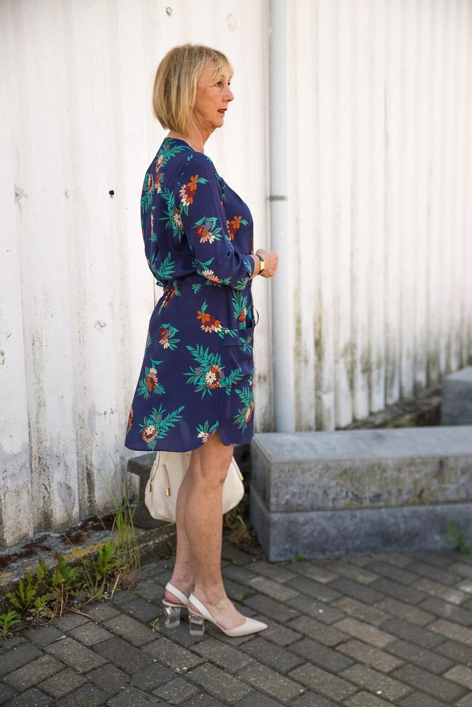 Blue Max Mara dress (2 van 8)