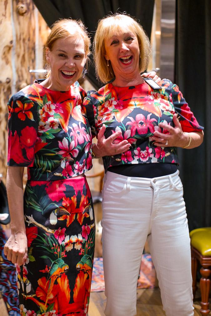 Sylvia and me at Ted Baker (1 van 1)
