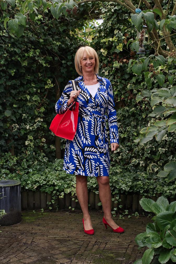 Diane von Fürstenberg dress (1 van 1)