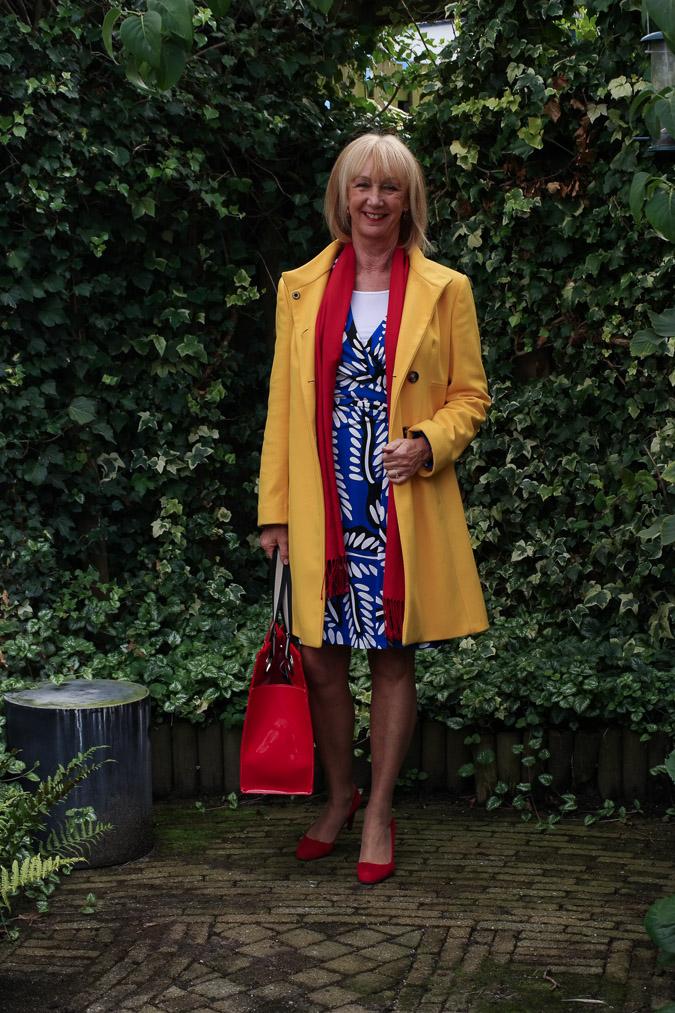 Diane von Fürstenberg dress (7 van 7)