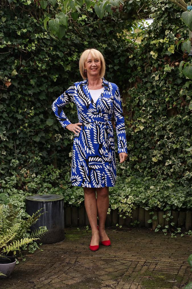 Diane von Fürstenberg dress (1 van 7)