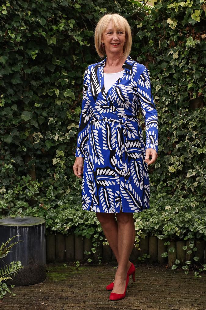 Diane von Fürstenberg dress (2 van 7)