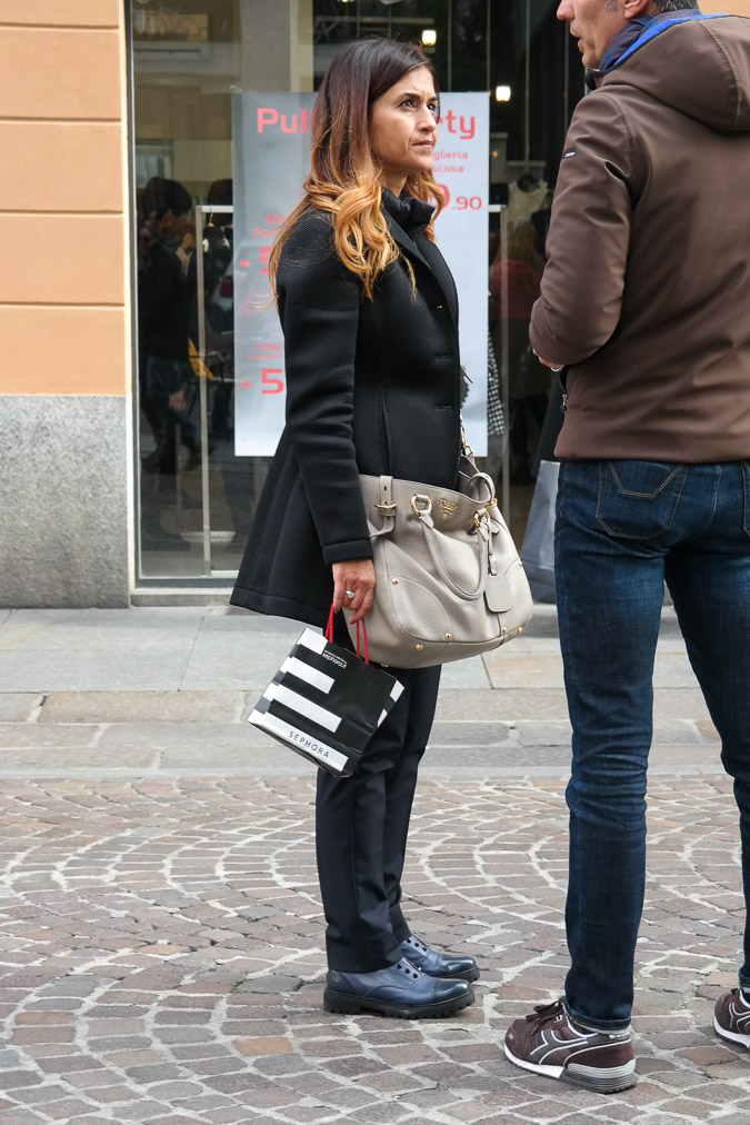 Street style in turin italy no fear of fashion Fashion style october 2015