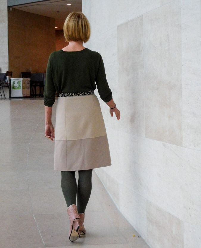 Pink MM skirt and pink boots (1 van 1)-2