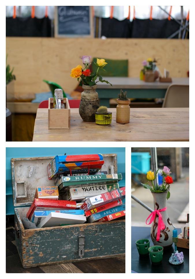 Scenes of restaurant Veerkwartier Haarlem