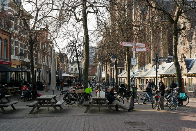 Centre of Haarlem near the St Bavo church (1)-8