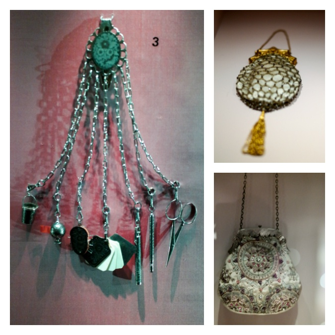 chatelaine and purses
