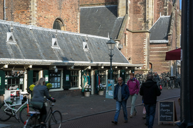 under the church St Bavo in Haarlem-4