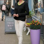 Haarlem and a lime necklace