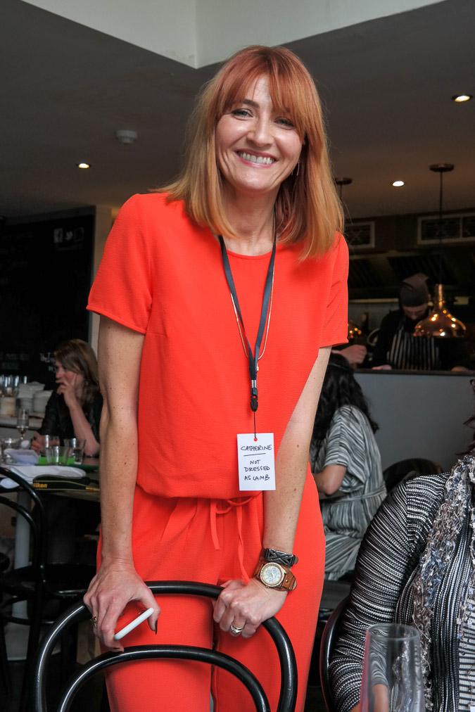 3040 Blogger meet Catherine