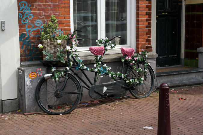 Amsterdam and the jeweller