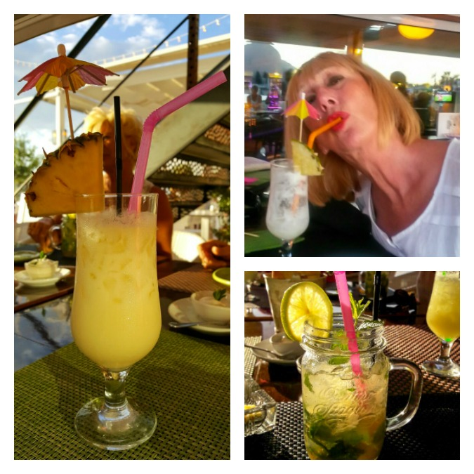 cocktails in Spain