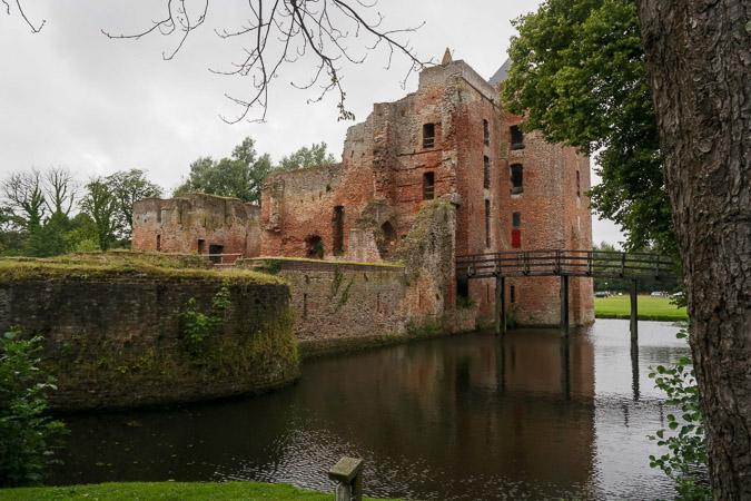 castle ruin Brederode